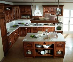 Cucine a follonica livorno toscana - Cucine con arco ...