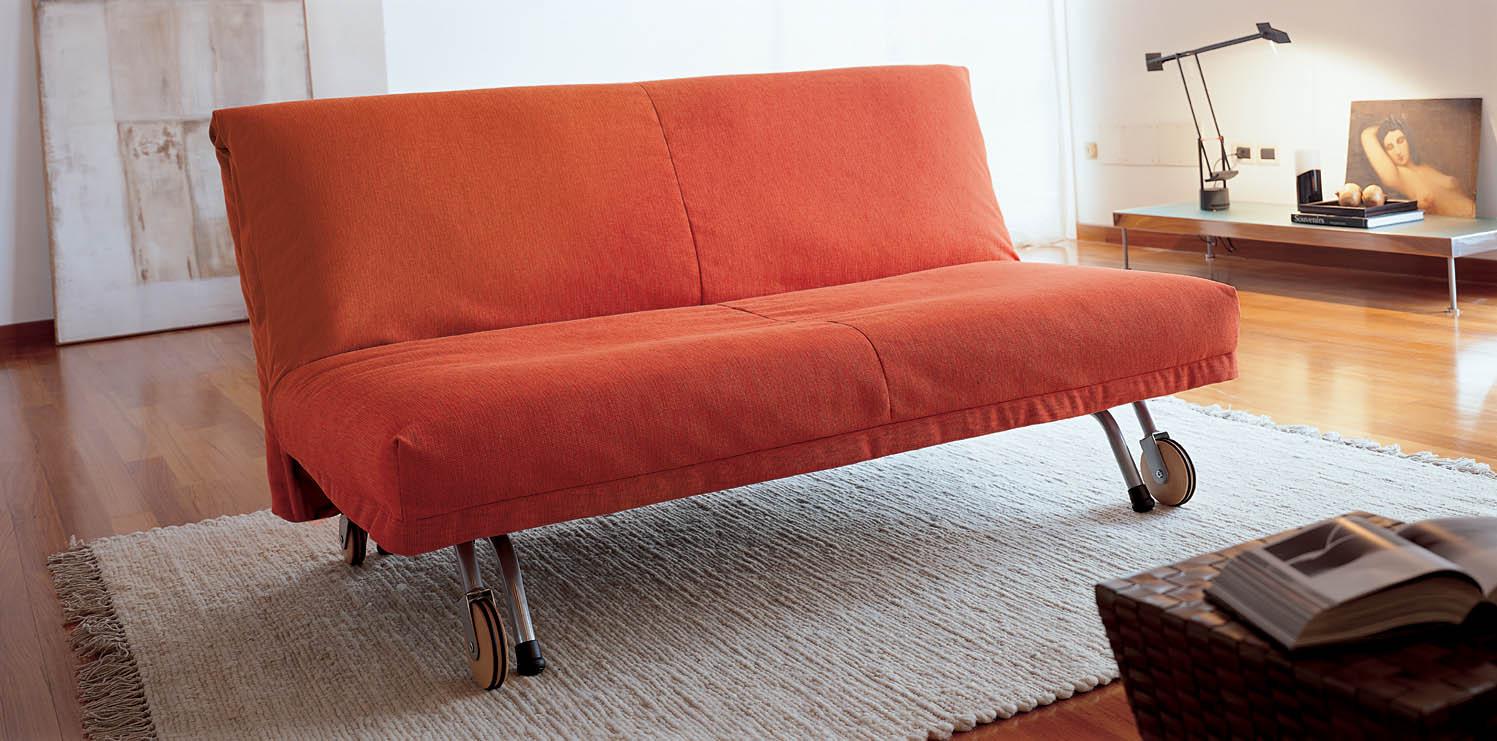 Divano letto modello roller for Divani e divani divani letto