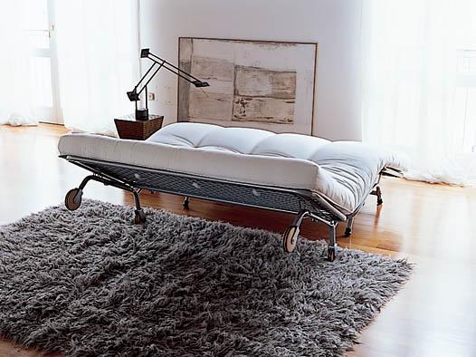 Divano letto modello roller - Divano letto country ...
