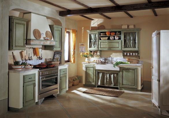 Linea i mulini - Progetti cucine in muratura ...