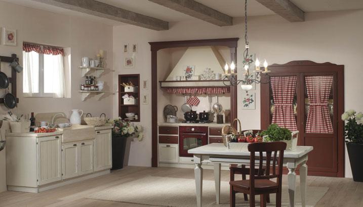 Linea provenzale - Cucine lineari classiche ...